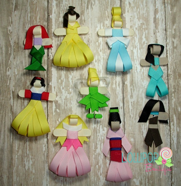 Princess Clippie Collection