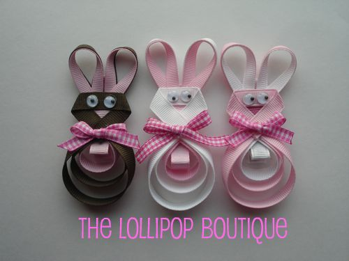 Bunny Clippies