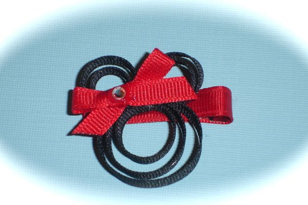 M2M Minnie Mouse Hair Clip