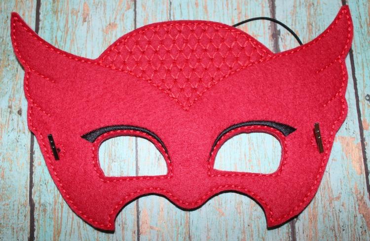 Owl Felt Dress Up Mask