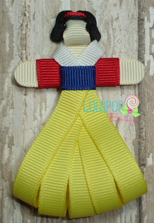 M2M Snow White Princess Clippie